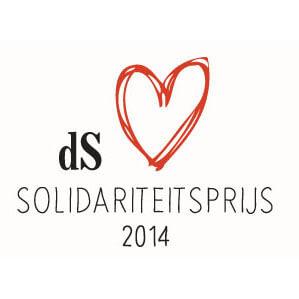 De Standaard Solidariteitsprijs 2014