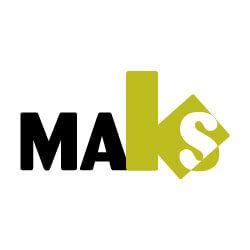 Maks vzw logo