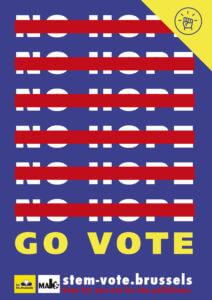 No Hope, Go Vote